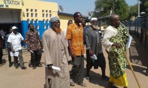 Ghana Secessionists Remanded