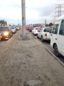 Gridlock Hits Seme Border Over UnauthorisedCheckpoints