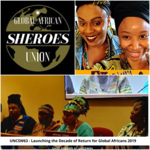 Global African SHEROES Union