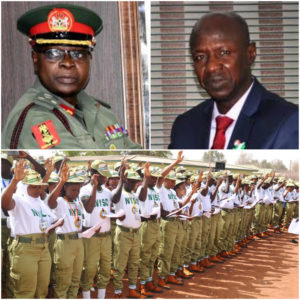 NYSC AND EFCC COLLABORATES TO FIGHT CORRUPTION