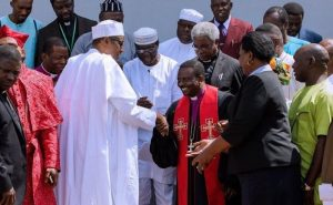 CAN Visit to Buhari in the recent past