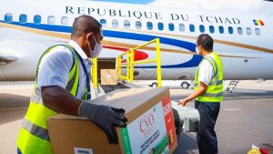 CVO Madagascar Cure being taken to Chad