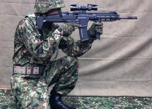 Japan Next Generation Rifle