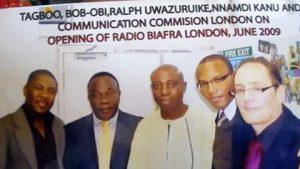 Radio Biafra Commisioning