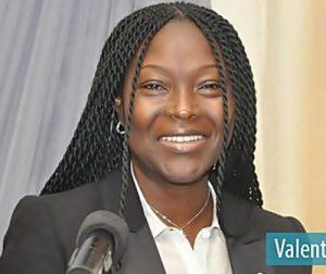 Ms Valentia Mintah