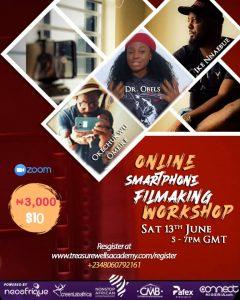 Smartphone Film Making Workshop