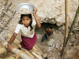 Trafficking and Child Labour