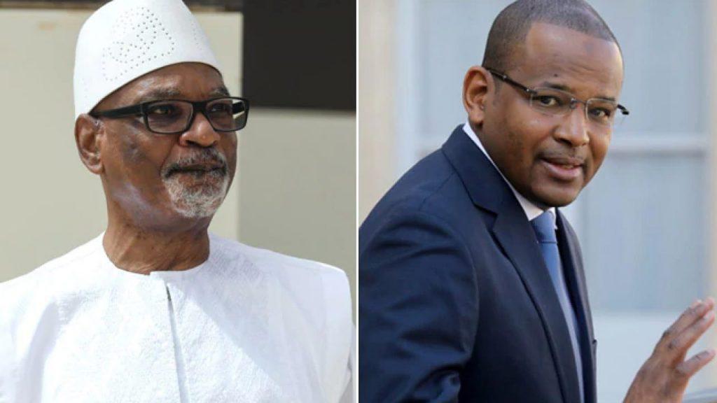 Mali President and Prime Minister