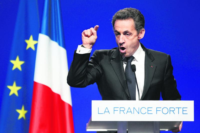 Ex French President Nicolas Sarkozy to appeal prison sentence