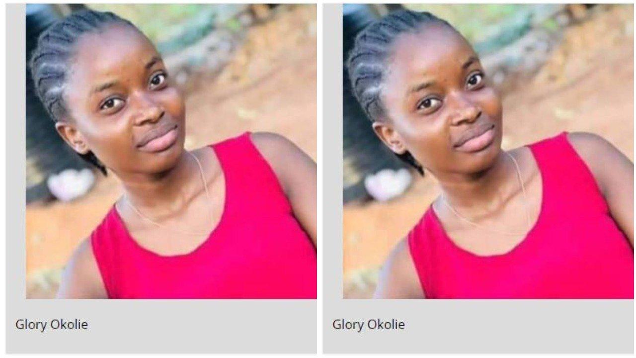 www.nigerianeyenewspaper.com-Glory-Okolie-accused-of-spying-for-IPOB